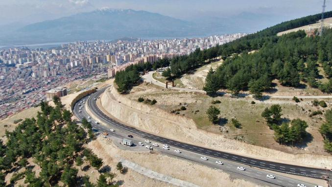 kahramanmaras opened north-west way service