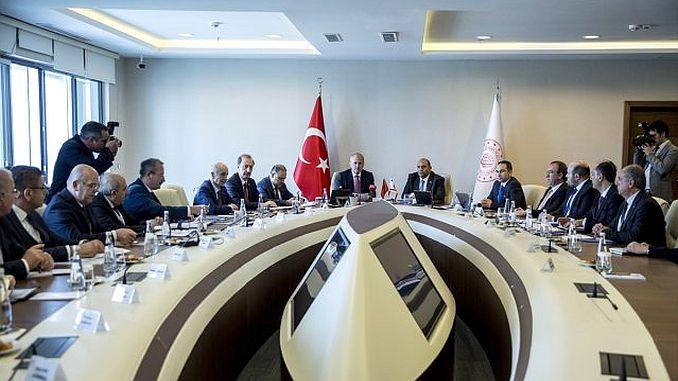 التكلفة الإجمالية للمشروع ستكون مليون ليرة تركية