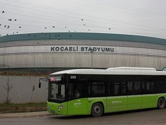transport without transfer to the Kocaeli Stadium