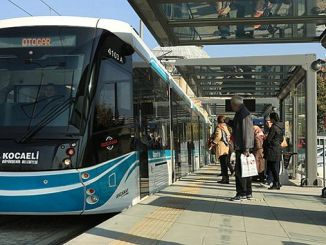 kocaelide miting varsa tramvay ucretsiz