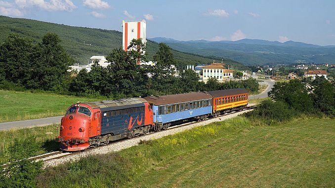kosova receives a million euros for railways