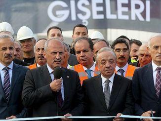section of the northern marmara motorway kurtkoy akyazi section opened