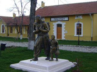 Der Bahnhof von Malikoy beeinflusste das Schicksal unserer Nation