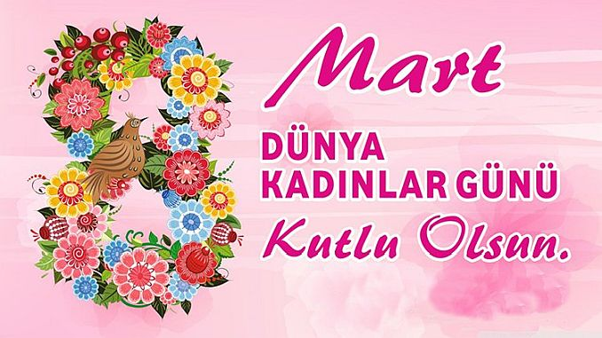 Our modern symbol of women turkiyenin