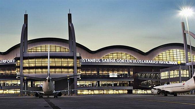 sabiha gokcen airport pendik yht μεταξύ των υπηρεσιών λεωφορείων άρχισε