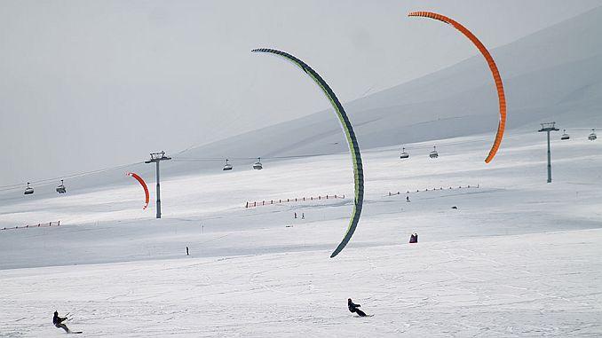 snowkite world cup erciyeste