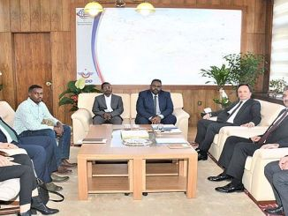 delegasyon ray tren Soudan te vizite tcddyi