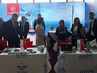 tcdd participates in transport trade fair