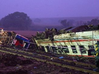 tcddye gore kisinin oldugu corlu tren kazasinin nedeni