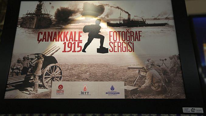 tunelde canakkale photo exhibition opened