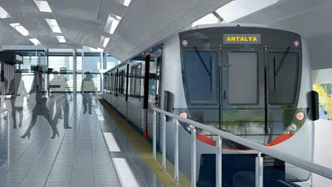 turel antalyaya underground metro promises future