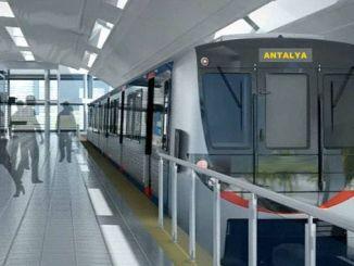 Тюрель анталия метро метро болашаққа уәде береді