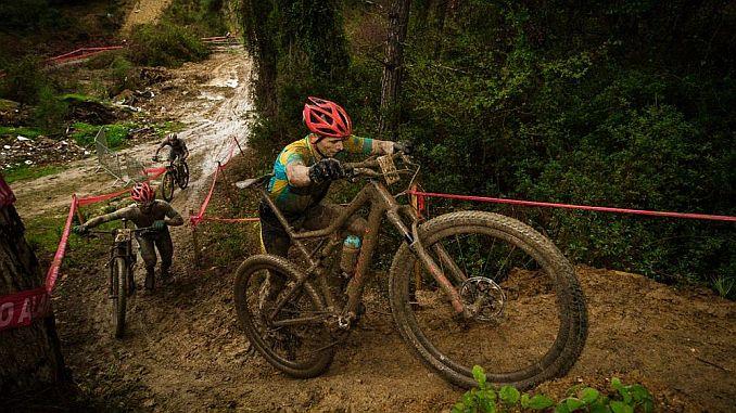 International Mountain Bike Half Ended