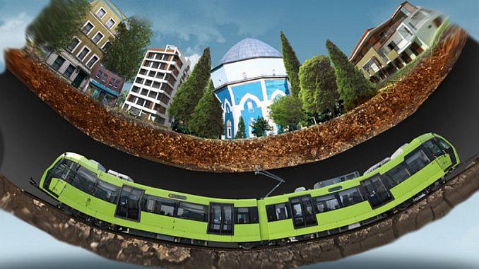 neue U-Bahn-Linie, die mit dem Ost-West-Stipendium verbunden werden soll