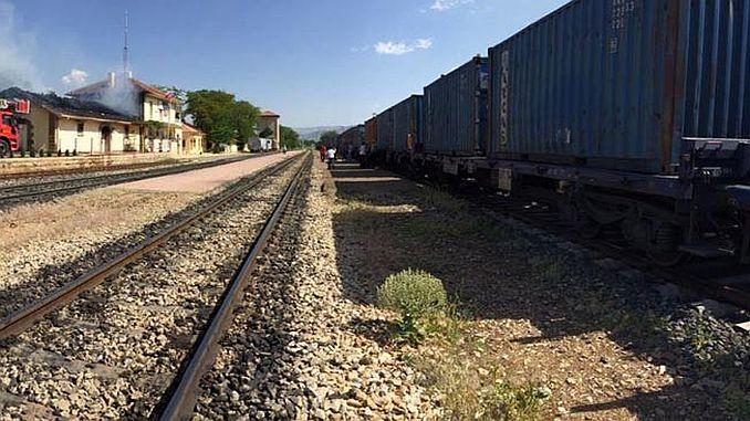 Расширение и обустройство полезных дорог станции Йолкати