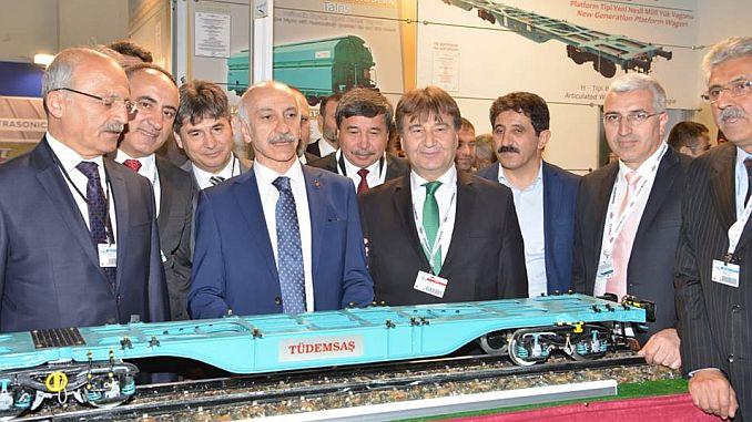 Железная дорога Евразия, организованная Измиром
