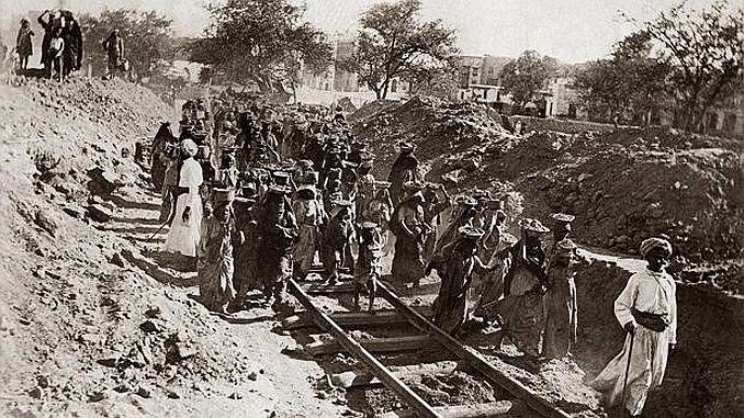 Anatolische Baghdad-spoorweg