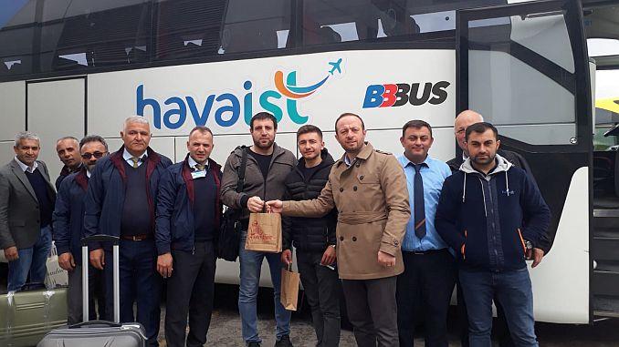 bbbus προστέθηκε διαδρομή στο αεροδρόμιο της Κωνσταντινούπολης