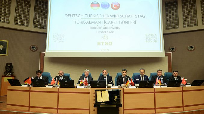 btso turk hosts german trade days