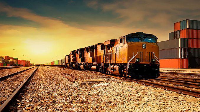 investeringen in spoorwegen zullen de logistieke sector ten goede komen
