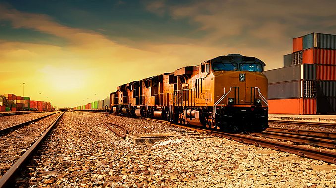 investment in railways will benefit the logistics sector