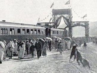 1927 Yerköy-Kayseri ባቡር