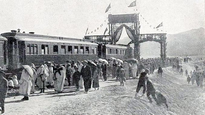 1927 Yerköy-Kayseri railway