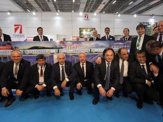 intense interest in tuvasasin standina at eurasia rail