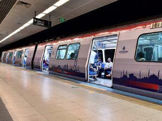 गेरेटेटेप इस्तानबुल विमानतळ मेट्रो स्थिती