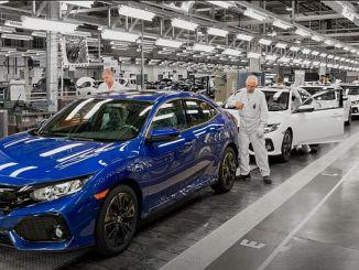 Honda σταματά επίσης τις παραγωγές γαλοπούλας