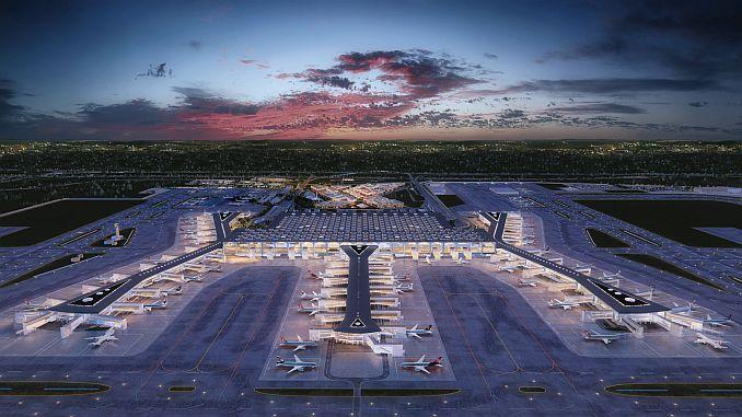 Istanbul Flughafen Parking kascht