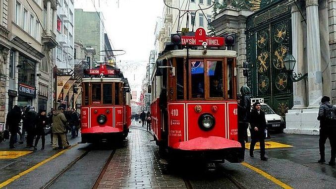 istanbula comes a new nostalgic tram line