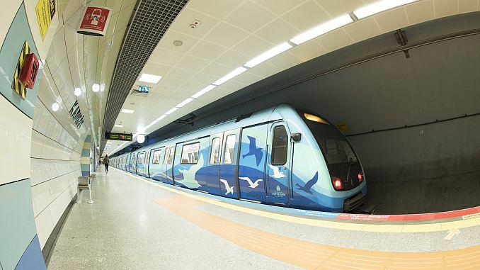 metro in Istanbul