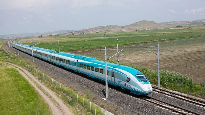 Black Sea Economy changes with Samsun-Sarp Railway