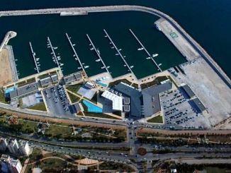 nieuw industrieel en commercieel gebied van de Zwarte Zee