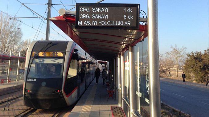 kayseride is expanding in mass transit