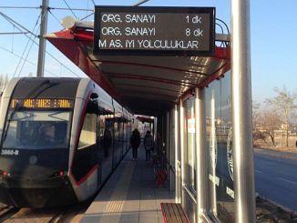 kayseride расширяется в общественном транспорте