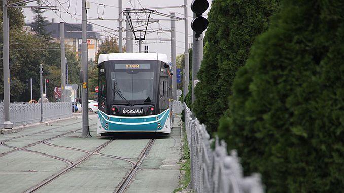 new sub night for kurucesme tram line