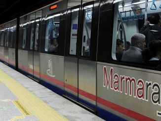 marmaray will use caution sogutlucesme station for passenger use
