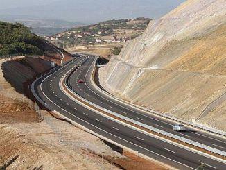 Autopista Menemen Aliaga Candarli