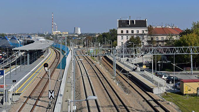 פולאנד בלארוס קו רכבת מרענן