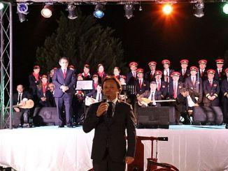 Concert de la chorale de la TCDD à Glass House
