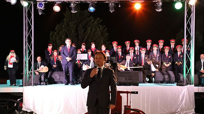 TCDD Choir Gave Concert in Glass House