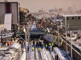 completato il rapporto sugli incidenti del treno rapido di tcddnin ankara