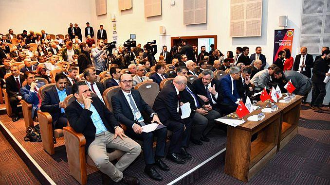 Tudemsas asistió al simposio internacional de acero y hierro.