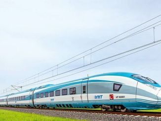 will develop high-speed train and tudemsas