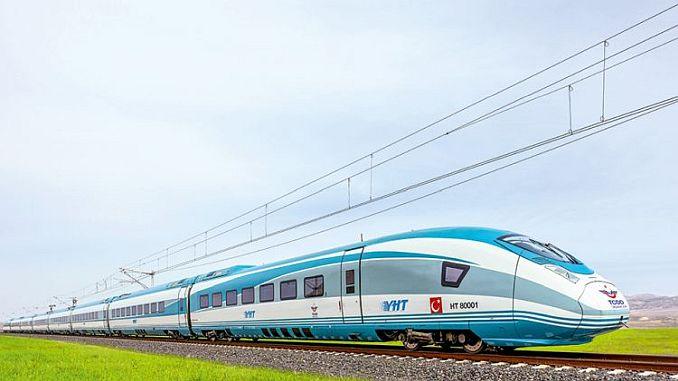 tren de alta velocidad se desarrollará y TÜDEMSAŞ sivam