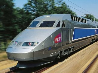 Air Francei Fast Train Carpti