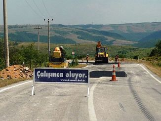 Derince Korfez Road Maintenance and Repair