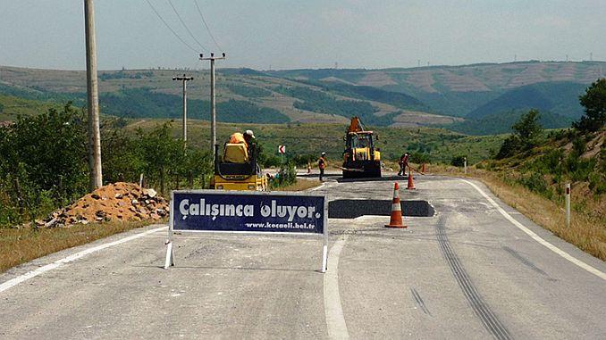 Derince Korfez Road Maintenance and Repair
